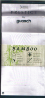 Box of 3 Bamboo & Cotton Handkerchiefs